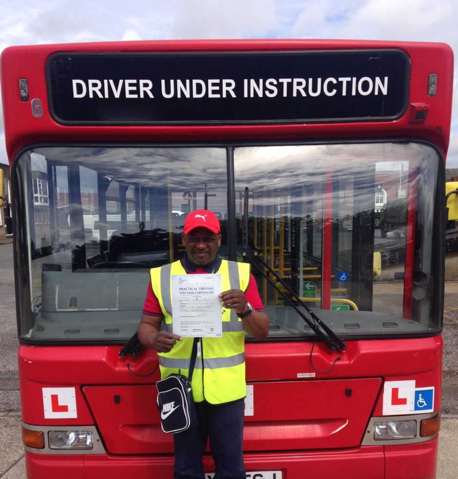 how to get a bus licence